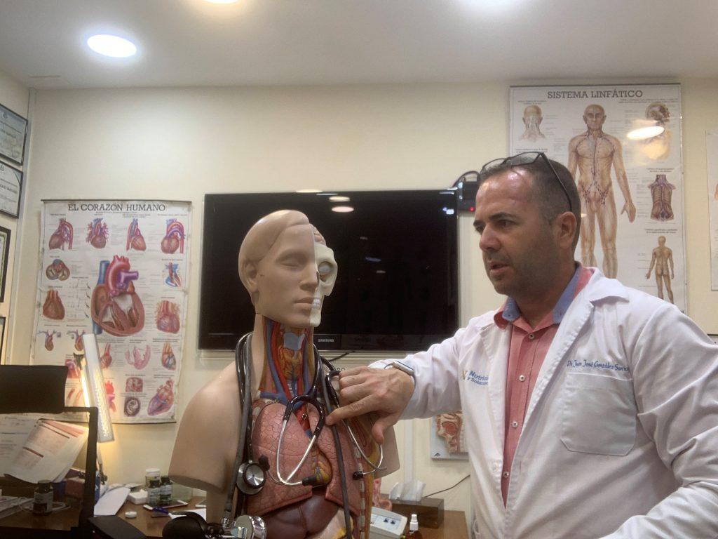 Dr. Juan Jose González Santiago